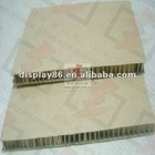 Paper honey comb board,laminated paper board