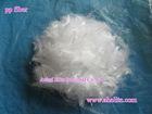 good quality polypropylene fiber,pp fiber for building construction