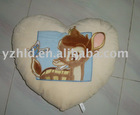 plush animal cushion