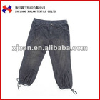 2012 fashion girl's denim jeans