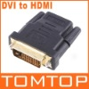 Gold Plated DVI Male To HDMI Female Adapter Converter