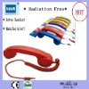 Fashion Product / New Mobile Accessories for Apple iPhone5 / Retro Handset with Radiation Free