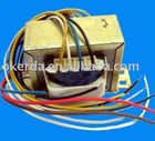 EI lead wire type lamination transformer