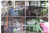 PP spunbonded production line