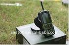1500 mAH waterproof dustproof crushproof GSM walkie talkie phone ZASTONE BD-351