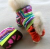 Factory direct! 2012 newest petcircle dog clothes,cute love dog overall SW12058