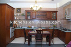 Modern Kitchen Cabinets/ Solid Wood Kitchen Cabinets