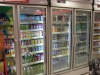 2012 new type glass door for cold storage used in supper market