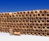 Clay Hexagon Cylindric Refractory Brick