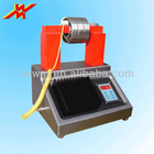 portable induction bearing heater