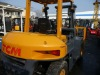 Used original 80% new TCM FD50 5t forklift