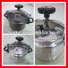 hardcoat anodize aluminum pressure cooker