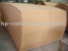 Nontoxic cork sheet/cork roll/cork underlay for laminated flooring