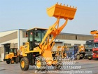 mini Wheel Loader with hydraulic control muck loader 0.8 ton