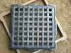 Ductile Iron Gully Grating with Frame