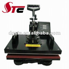CE t-shirt simple swing heat press machine
