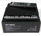 Manufacturer wholesale original Skybox F3 HD digital satellite receiver DVB-S2 full 1080p support usb wifi