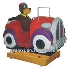 bear car ride children playground equipment