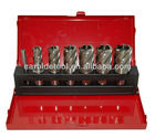 HSS core drills set direct sale and high quality from factory with size avaliable