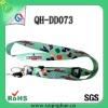Promotion belt PP landyard 2.5x90cm with silk screen printing