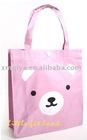 Go Green ECO Reusable Bear Shopping Bag,eco friendly bag