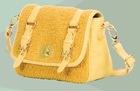 Messenger bags women PU leather handbag (BEL8001)