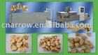 Textured soya bean chunks machine