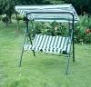Outdoor garden seesaw