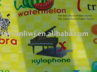 2012 1.8x1.45cm promotional colorful baby foam play mat