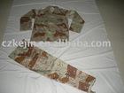Desert Camouflage Cotton Uniform