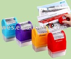 roller refill ink flash stamp