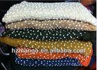 2012 latest fashion winter polka dot scarf