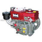 R175A model water cooled Diesel engine