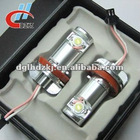 new e92 12---30V 6W led marker angel eyes
