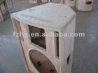 WF-12 speaker box
