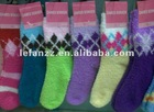 Lady Jacquard Bed Sock