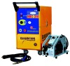 the CO2 welding machine(MIG & MAG) Welder