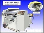thermal fax ATM POS medical replort paper roll Slitting&Rewinding Machine