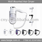 wall mounted hair dryer(with shaver socket)