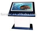 "32"" optical touch screen kiosk"