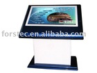 "32"" optical touch screen kiosk"