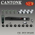 8CH Hisilicon WIFI CCTV DVR KIT