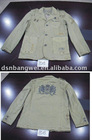 2012 wholesale formal grey man business suit