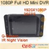 2012 New 1080P Full HD Mini DVR with 5MP Lens