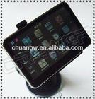 "New 4.3"" 4GB Memeory Win CE 6.0 MTK 468Mhz Car GPS Navigation In Original Box"