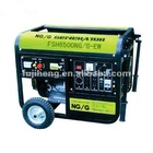 Small portable home use lpg generator