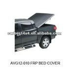 FRP TRUCK BED COVER FOR TOYOTA HILUX VIGO 2012