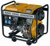 5500W DIESEL GENERATOR EPA CE approval