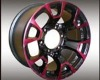 automobile alloy wheel