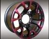 automobile alloy wheel